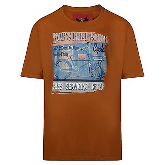 Metaphor Bobs Bike Shop T-Shirt