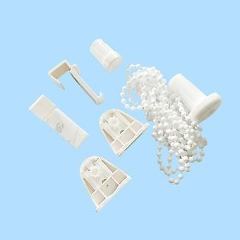 Pvc Non-adjustable Hook Curtain Shutter Accessories Window Blind