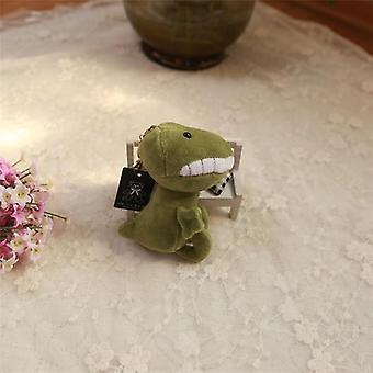 Dinosaur Keychain Stuffed Animal Small Pendant Dolls Plush Key Chain