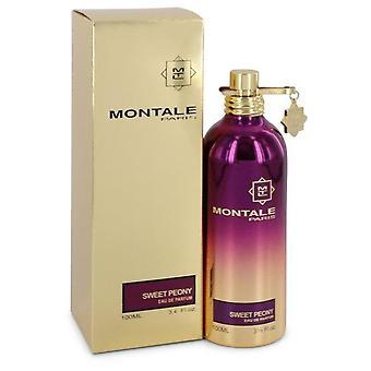 Montale süße Pfingstrose Eau De Parfum Spray von Montale 3.4 oz Eau De Parfum Spray