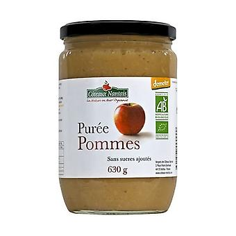 Apple puree without sugar 630 g
