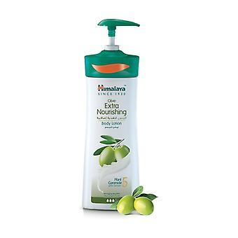Extra Nourishing Olive Body Lotion 400 ml of cream