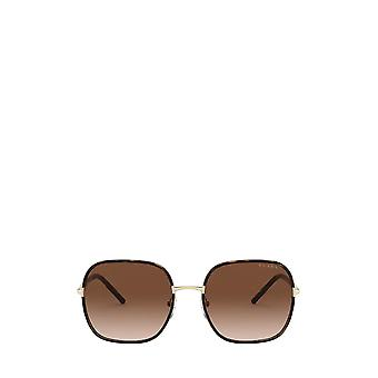 Prada PR 67XS havana female sunglasses