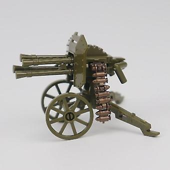 Compatible For Locking Military Toy, Guns Weapon Box Building Blocks
