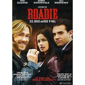 Roadie [DVD] USA import