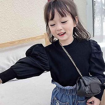 Kinder Top Spitze Revers Jacke für den Herbst