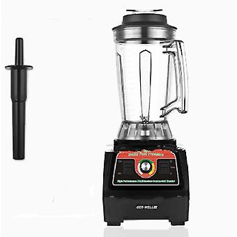 G7400- 3,3 hp, 2800 watt, Is barbermaskine, Høj hastighed, Slow Juicer System