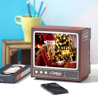 Tv Shape Mobile Phone Screen (yellow)