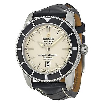 Breitling Superocean Heritage Silver Dial Men's Watch A1732024-G642BKCT