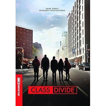 Class Divide [DVD] USA import