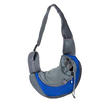 Pet Outdoor Carrier Backpack Dog Bag For Large Small Dogs