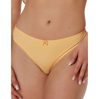 After Eden D-Cup & Up Faro 20.35.7525-035 Women's Bright Peach Thong
