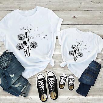 Isä ja poika T-paidat, Esteettinen T-paita
