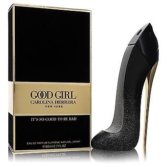 Good Girl Supreme by Carolina Herrera Eau De Parfum Spray 2.7 oz
