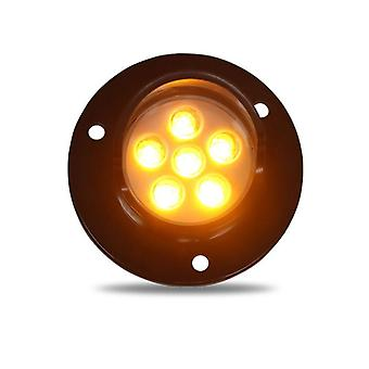 Dc12v 50mm Amber Led Pixel Cluster For Arrow Boards Traffic Light