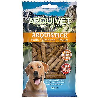 Arquivet Arquisticks Mini Poulet (Chiens , Snacks et friandises , Semi-humides)
