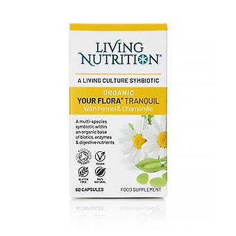 Living Nutrition Your Flora Tranquil Caps 60 (LN2012)