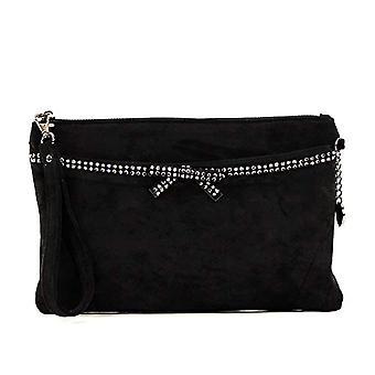 EL CABALLO Bolso de mano Estepa - Women's Bags, Black (Negro), 3x19x29 cm (W x H L)