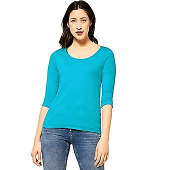 STREET ONE Pania T-Shirt, Shining Aqua, 42