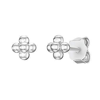 NOELANI Silver gold-breast earrings 925(5)