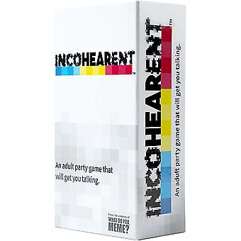 Incoearent-party Game, You Compete To Guess Nonsense-what Is Your Meme?