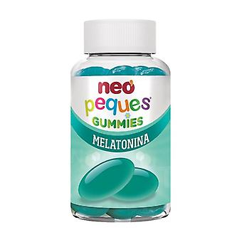 Neo Peques Gummies Melatonin 30 chewable cubes