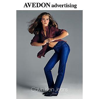 Publicité Avedon