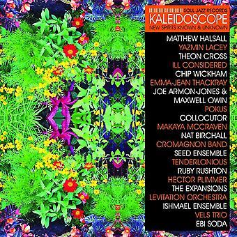 Eri - Kaleidoskooppi (New Spirits Known & Unknown) Vinyyli