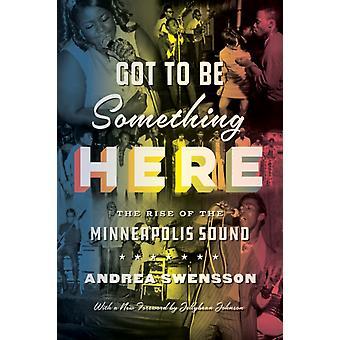 يجب أن يكون هناك شيء هنا من قبل أندريا سوينسون