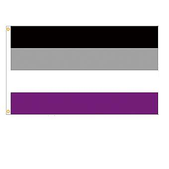 Rainbow flag gay les pride peace lgbt asexualism banner 3x6 ft ch11