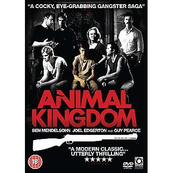 Animal Kingdom (2010) DVD