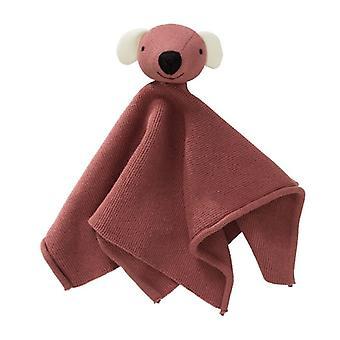 Fresk Cuddle Cloth Pink Dog