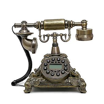Antique Style Dial Button Phone Princess French Style Old Fashioned Handset Telephone  Sz-117