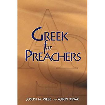 Griechisch für Prediger