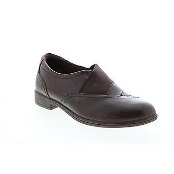 Tierra Adulto Mujer Stratton Cuero Loafer Flats