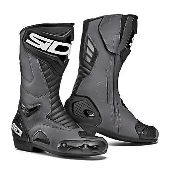 Sidi Performer Grey Black Boots Special CE