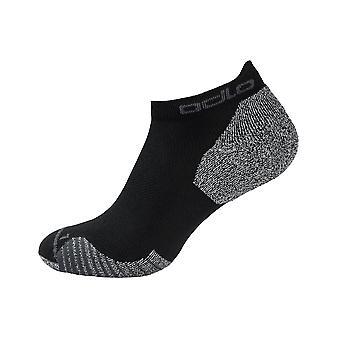 Odlo Socks low CERAMICOOL in black SALE