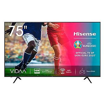 "Smart TV Hisense 75A7100F 75"" 4K Ultra HD LED WiFi Black"