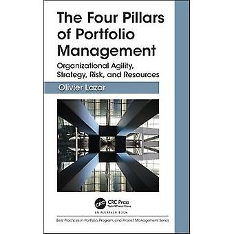 The Four Pillars of Portfolio Management Organizational Agility Strategy Risk and Resources Best Practices in Portfolio Program and Project Management