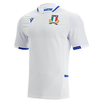 2021-2022 Italy Away Replica Rugby Shirt