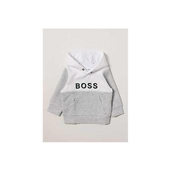 Boss Baby Hooded Logo Top