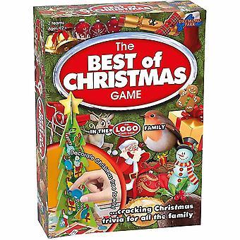 Multi-Game-Tische das Beste aus Weihnachten Familie Trivia Brettspiel