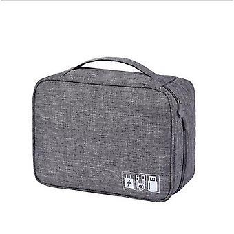 USB Drive Organizer Electronics Accessories Case / Hard Drive Bag HDD bag/Mini