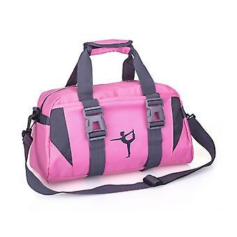 Yoga Mat Bag Tote Holder Waterdichte Duffle Dragen Gym Fitness Sport