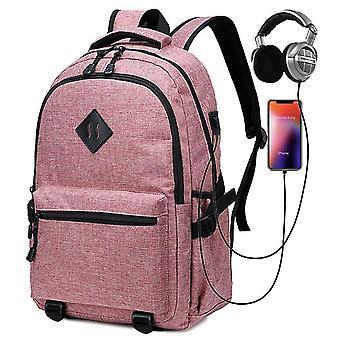 Men's Backpacks, Short-distance Travel Bags, Large-capacity Business Computer Backpacks