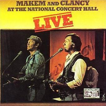 Makem & Clancy - importation USA Live-National Concert Hall [CD]