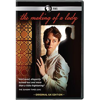 Making of a Lady [DVD] USA import
