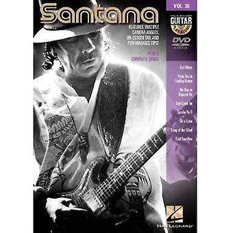 Importation de USA vol. 36-Santana [DVD]