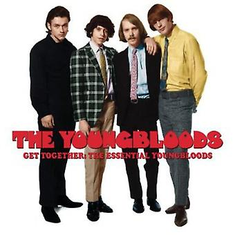 Youngbloods - Get Together-Essential Younbloods [CD] USA import