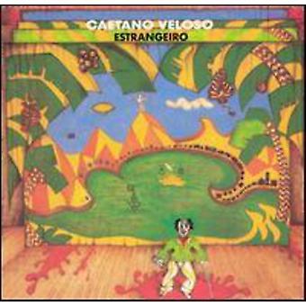 Caetano Veloso - Estrangeiro [CD] USA import
